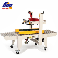 Automatic carton box sealing machine/carton sealer/case sealer machine