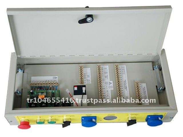 Rev071 Inspection Box For AC Serial Communication