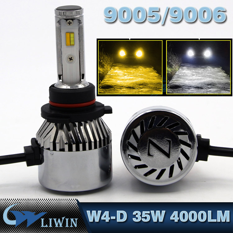LVWON Super Bright H8/H9/H11 9005 9006 Headlight Bulbs Led Headlamps L6 30W Led Vehicle Lighting For Autoparts Headlight