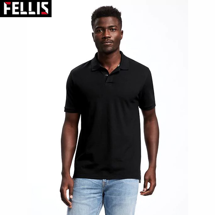 Custom Sports Fitness Oem Service Wholesale Running Mens Polo