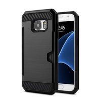 High quality tpu bumper case for galaxy s7 edge case, for samsung s7 edge G935