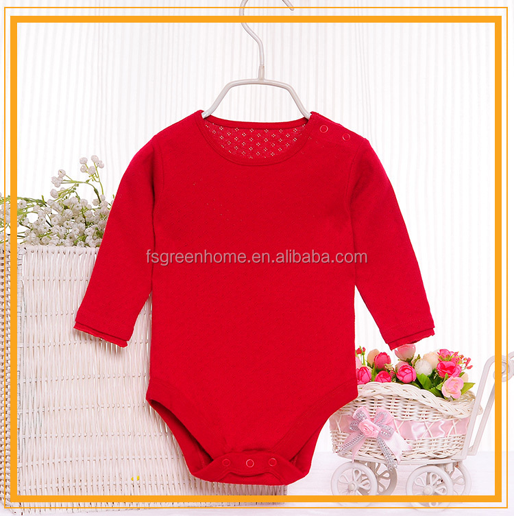 Warm season Pure Cotton Long Sleeve manufacturer baby clothes india
