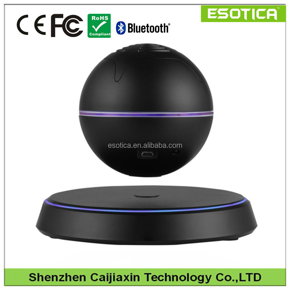 SC-25 Magnetic Floating Wireless Levitating Magnet Bluetooth Speaker