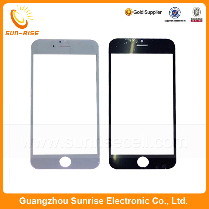 China Supplier front glass lens for iphone 6