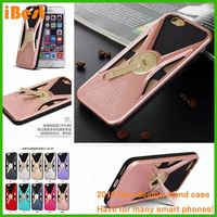 iBest Supply all kinds of tpu pc case,for iphone 6 tpu pc case 360 degree rotation guangzhou mobile phone case