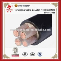 NO.3548- 0.6/1kV low voltage 4 core PVC price 25 35 50 70 95 mm electrical underground 10mm copper cable