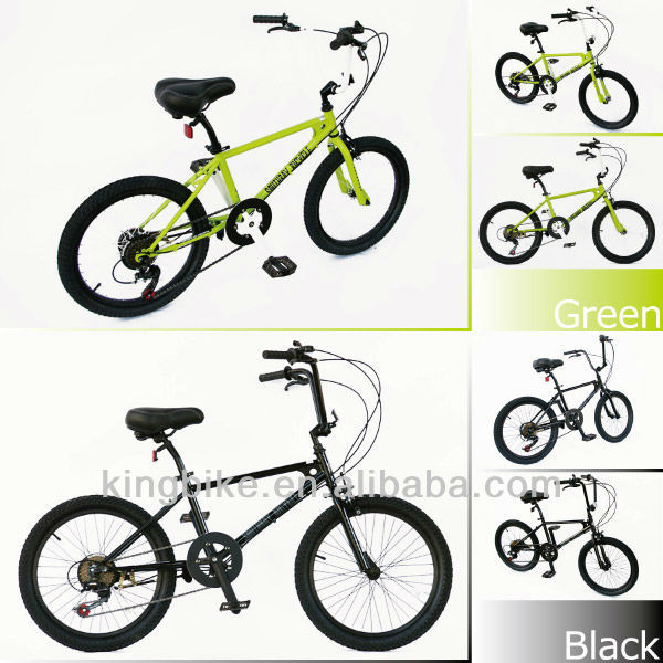 "20"" street freestytle adult bmx bike 20"