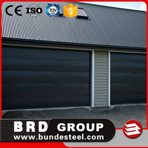 Insulated Auto Garage Shed Door with CE