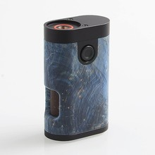 ShenRay Armor Style BF Squonk Mechanical Box Mod - Random Color, Stabilized Wood + SS + Brass, <strong>1</strong> <strong>x</strong> 18650, 8ml