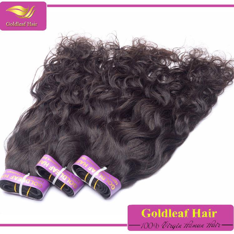Completa cuticles cabelo mink 100% mink cabelo brasileiro grau 7A não transformados 1b cor natural