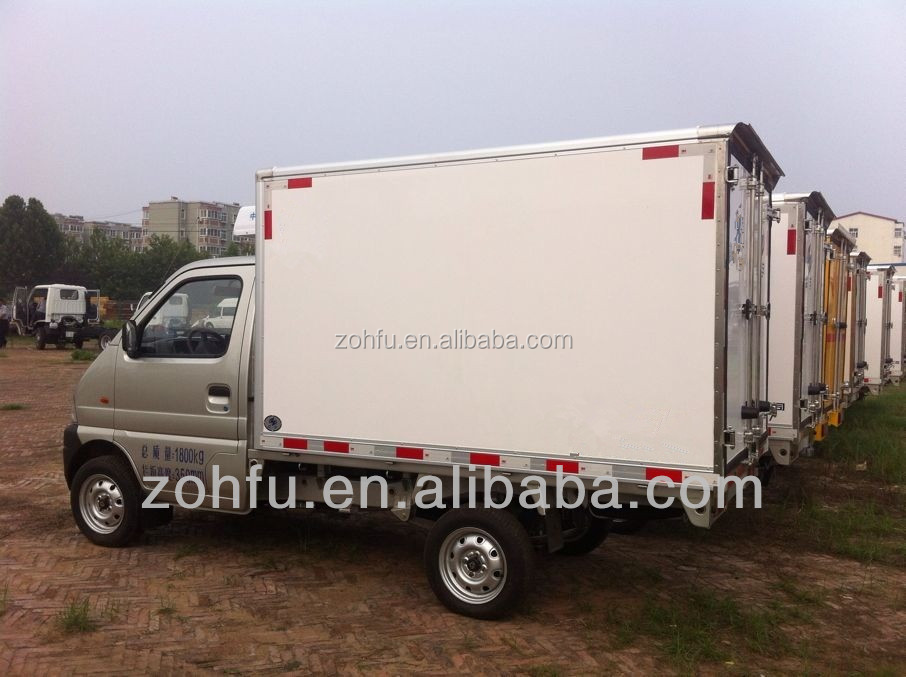freezer cargo van/reefer containers for sale