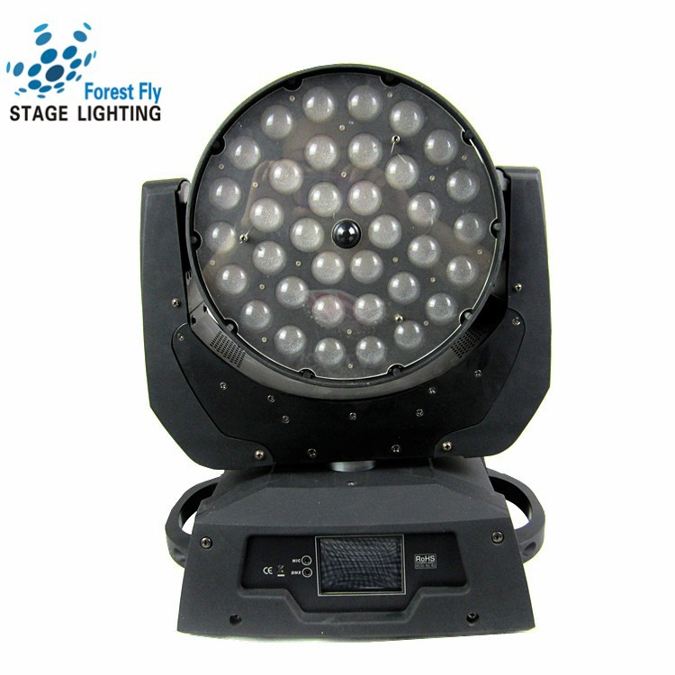 Experienced Stage Equipment Producerled 36pcs*15w colorful stage light mixer