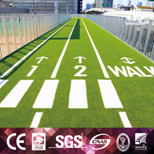 Professional 40mm Height for Outdoor Track Football Field Fake Turf Lawn