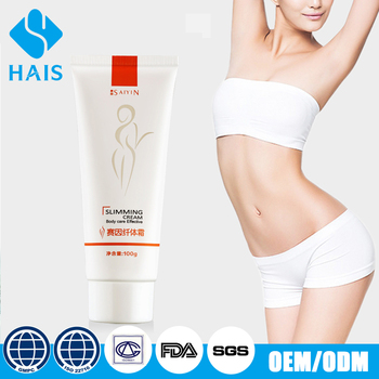 Private label 100% natural herbal ingredient best burning fat and firming skin care hot stomach slimming cream
