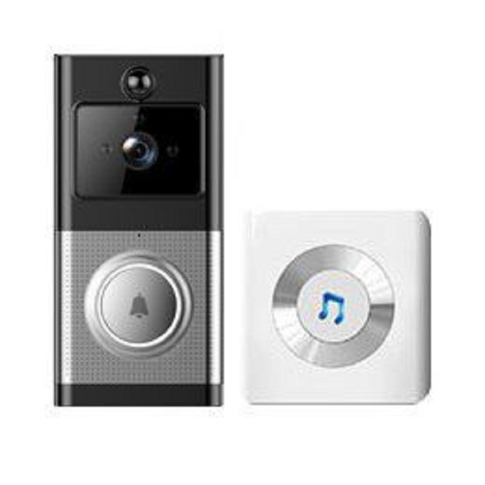 Shenzhen Unlock remotely and Video intercom WIFI video doorbell forrinx with motion detection Water-proof: IP55 video door phone
