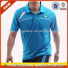 quick dry t shirt wholesale 100 polyester promotional polo shirt with custom logo(YCP-B0174)
