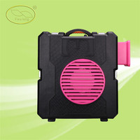 ES-Q mini air blower Inflatable Centrifugal Small Air Suction Tube Blower
