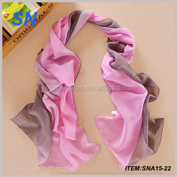 Fashionable Long Scarf Shawls for Ladies