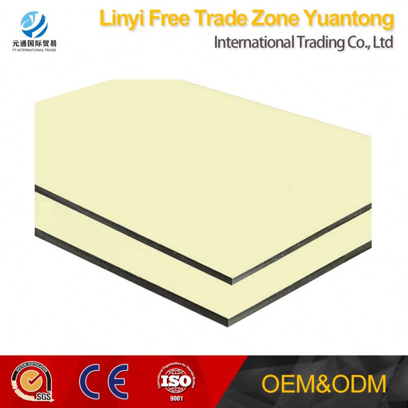 New Coming 1250 Mm Width Aluminum Composite Panel Acp Panel