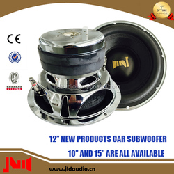 12 Inch subwoofer Dual Magnet 1000W RMS Car Audio Subwoofer