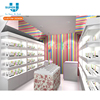 OEM Cosmetics Shop Decoration Store Design Furniture the Body Shop Fitting