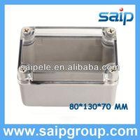 2014 Small size waterproof 12v battery box