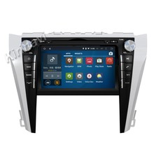 KiriNavi WC-TC9004 android 7.1 car radio gps navigation for toyota camry 2015 + car dvd player multimedia system 4G WIFI BT