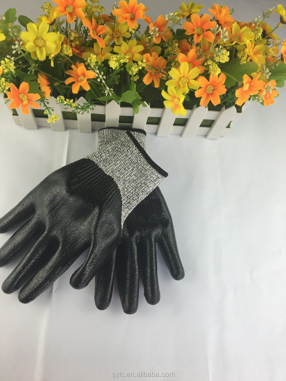 safety guard cut resistant gloves Processing 13 gauge meat glove