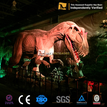 MY DINO-AD247 Robot Realistic Dinosaur Exhibitions