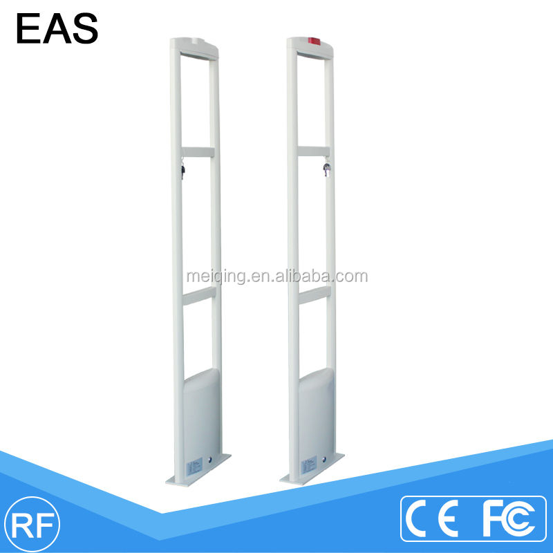 eas alarm gate,RF sound and light alarm anti-theft door system,eas anti jammer anti shoplifting alarm antenna for 8.2mhz with CE