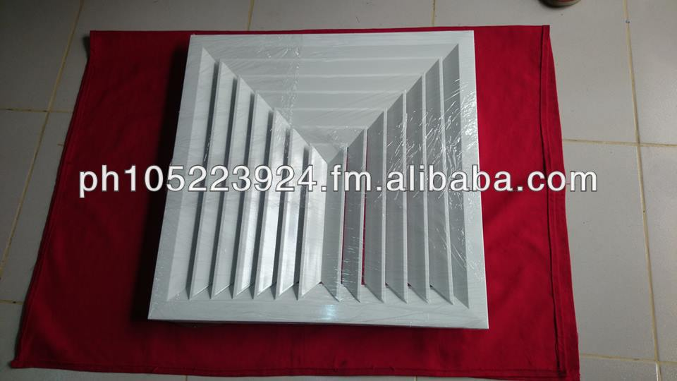 diffuser, slot air grille