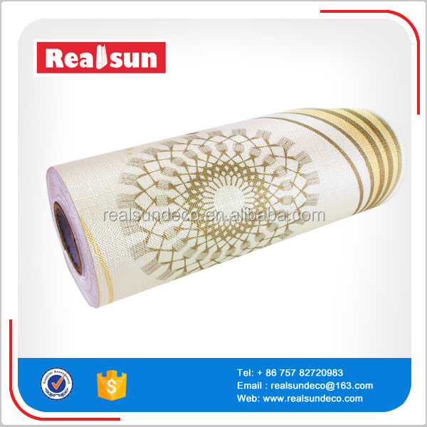 pvc decorative furniture foil for house wall cover