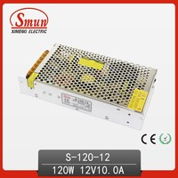 120W 12V 10A Switching Power Supply AC Input DC Output