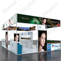 20 by 20 Aluminium Open Exhibition Trade Show Booth
