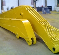 excavator parts hitachi long boom for building demolition, port construction, etc