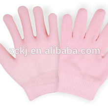 2018 Whiten and Moisturizing Gel spa gloves