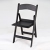 Black Folding Chair Plastic