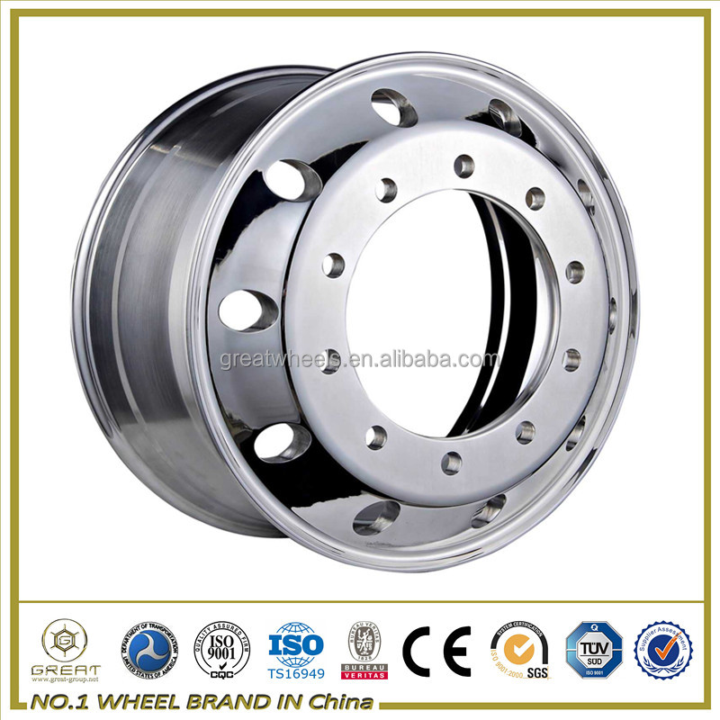 China brand of great wheel for truck cast atv aluminum wheel