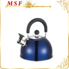 MSF-2840 Stainless steel whistle tea kettle 2.0L 2.5L 3.0L capacity for your choose