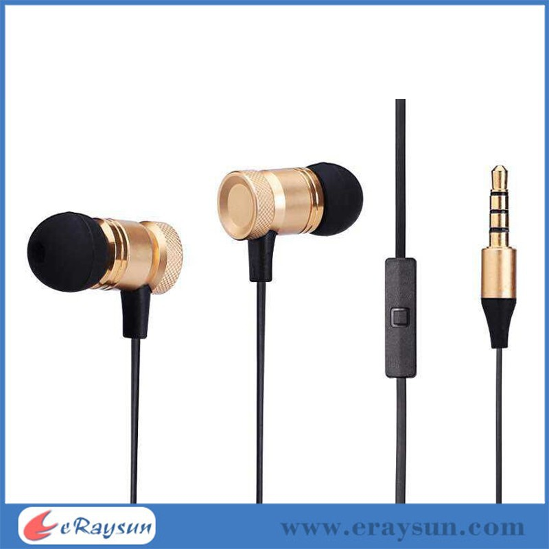 Stereo 3.5mm In Ear Headphone Earphone Earbud for iPhone iPod Samsung