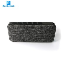 Rambotech RS600 Portable Bluetooth Speaker With FM Radio Mic Hands Free Function
