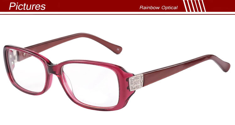 Eyeglass Frames New Trends : 2016 New Trend Acetate Glasses Frames For Women With Big ...