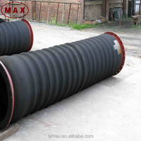 High Temperature Flexible Rubber Hose Pipe