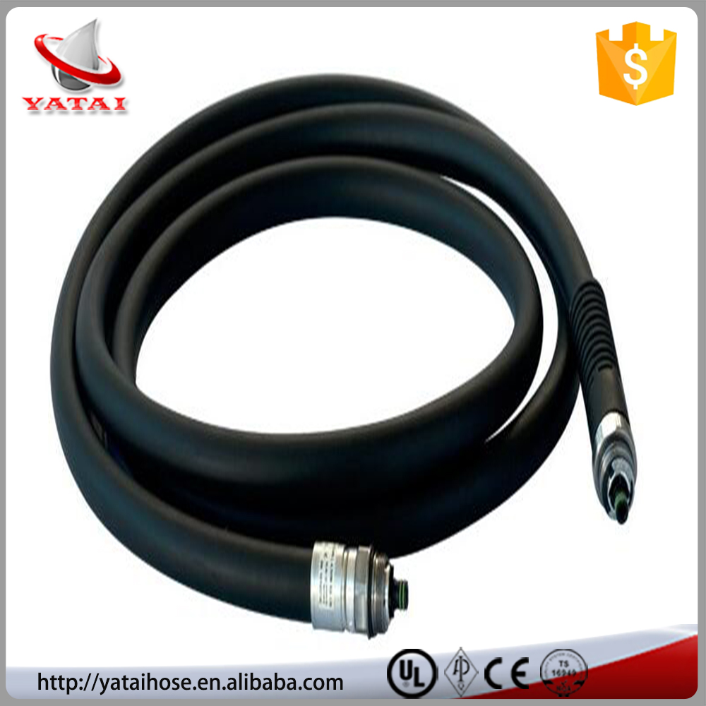 Hydraulic Hose Rubber And PVC Plastic Pipe For Sample free