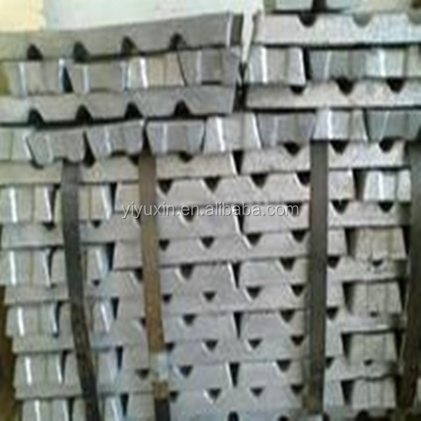 Zinc Ingots 99,995% Virgin Grade 99.995% Zinc ingots competitive price / zinc