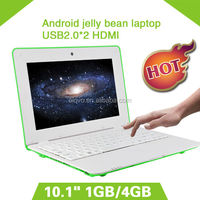 10 inch screen latest computer models cheap China mini laptop