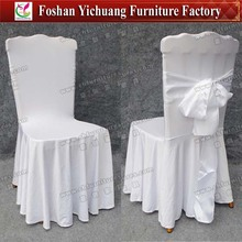 Wholesale Decoration Cheap Spandex Chair Cover for All Kinds of Hotel & Ceremony YC-310-01