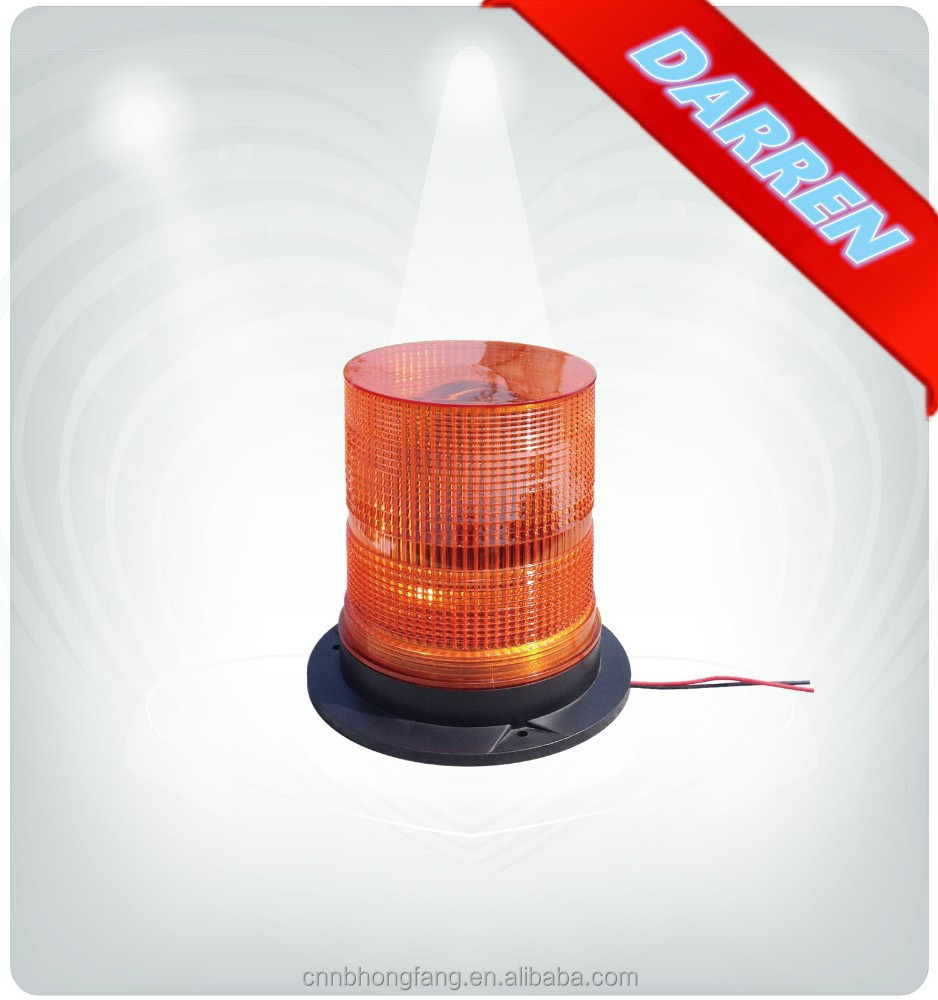 12v 24v High Quality Revolving Warning Light Flashing Light Beacon Emergency Warning Signal H1 Bulb Light