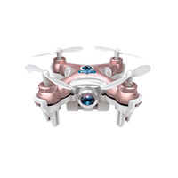 RC Quadcopter Cheerson CX-10W CX10W Wifi FPV 0.3MP Camera LED 3D Flip 4CH CX10 Update Version Mini Drone BNF Helicopter Toy Gift