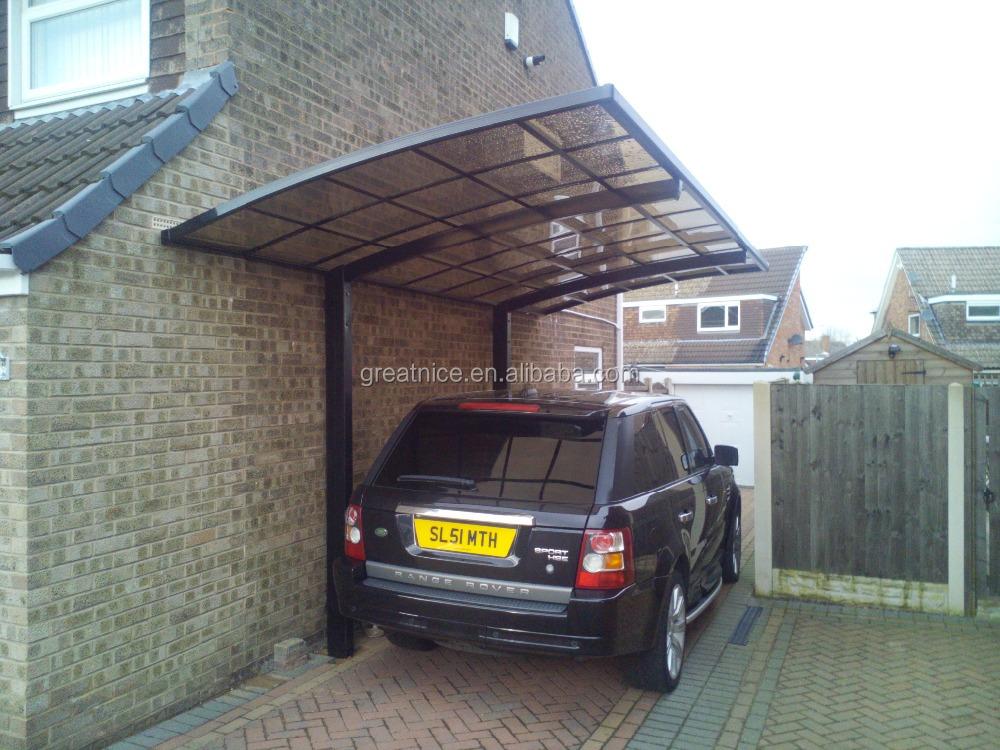 Wood Car Shelter Folded : Foldable car shelter folding cover
